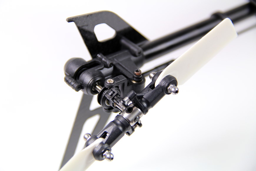 Blade 300 CFX BNF - Aufbau des Heckrotors