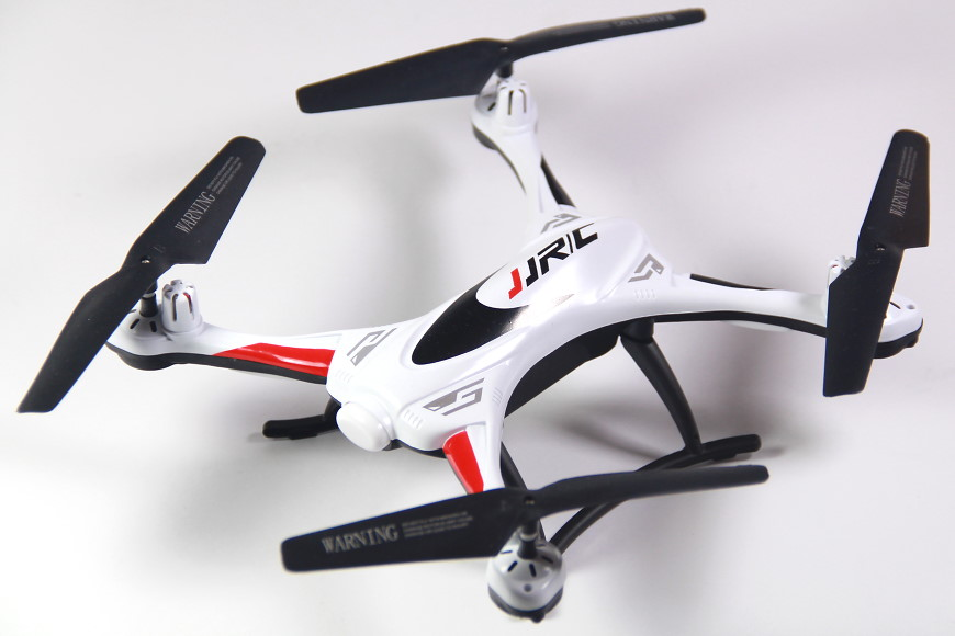 JJRC H31 Quadrocopter - von schräg oben