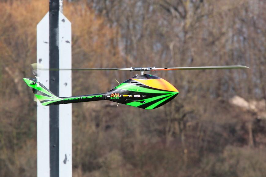 Rotor live 2016: Henseleit TDS