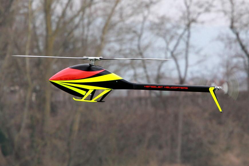 Rotor live 2016: Henseleit TDR II