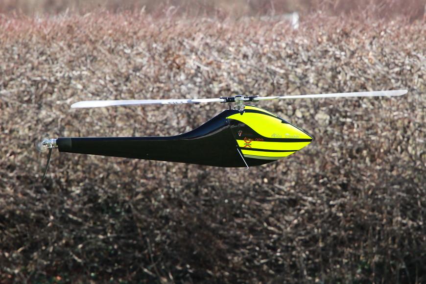ROTOR live 2017: Minicopter Diabolo S