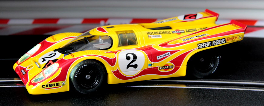Carrera Digital 132 Porsche 917K Martini International