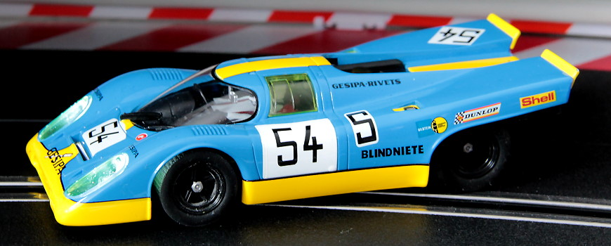 Carrera Digital 132 30791 Porsche 917K Gesipa Racing